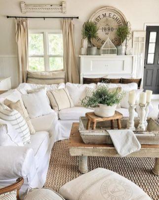 Ultimate romantic living room decor ideas 13