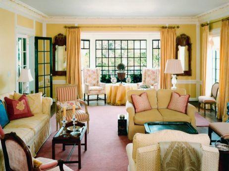 Ultimate romantic living room decor ideas 14