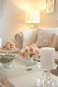 Ultimate romantic living room decor ideas 31