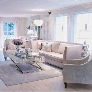 Ultimate romantic living room decor ideas 32