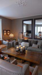 Ultimate romantic living room decor ideas 37