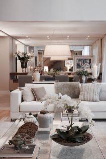 Ultimate romantic living room decor ideas 42