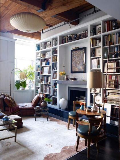 Ultimate romantic living room decor ideas 44