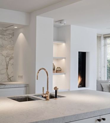Unique modern contemporary kitchen ideas 18