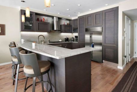 Unique modern contemporary kitchen ideas 28