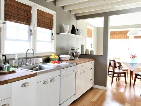 Unique modern contemporary kitchen ideas 33