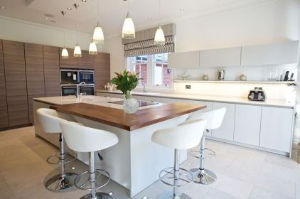 Unique modern contemporary kitchen ideas 41