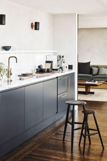 Unique modern contemporary kitchen ideas 43