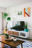 Adorable apartment living room decorating ideas 01