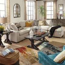 Adorable apartment living room decorating ideas 10