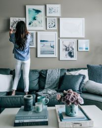 Adorable apartment living room decorating ideas 36
