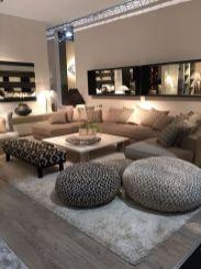 Adorable apartment living room decorating ideas 47