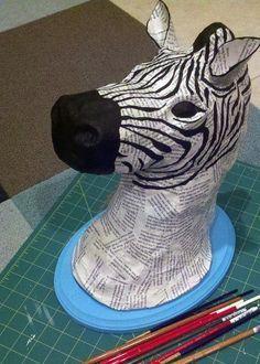Amazing paper mache ideas 26