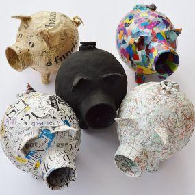 Amazing paper mache ideas 38