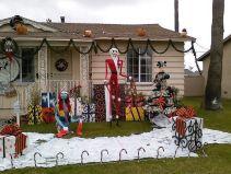 Awesome winter yard decoration ideas 09