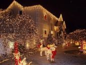 Awesome winter yard decoration ideas 13