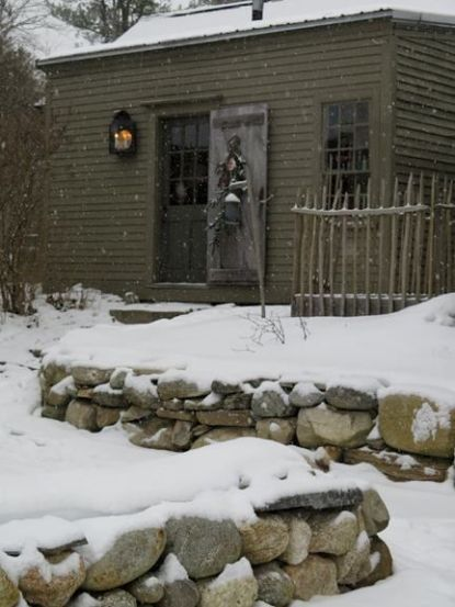 Awesome winter yard decoration ideas 18