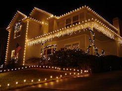 Awesome winter yard decoration ideas 32