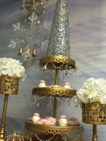 Charming winter wonderland party decoration kids ideas 01