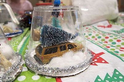 Charming winter wonderland party decoration kids ideas 19