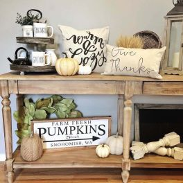 Cheap and easy fall decorating ideas 14