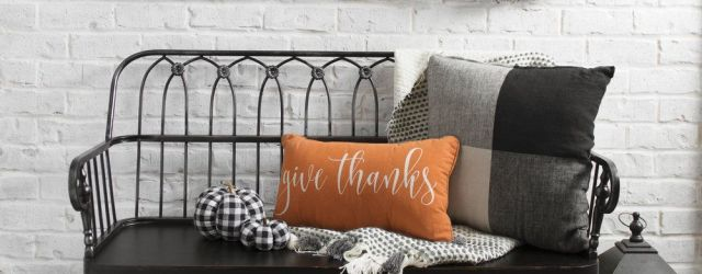 Cheap and easy fall decorating ideas 16