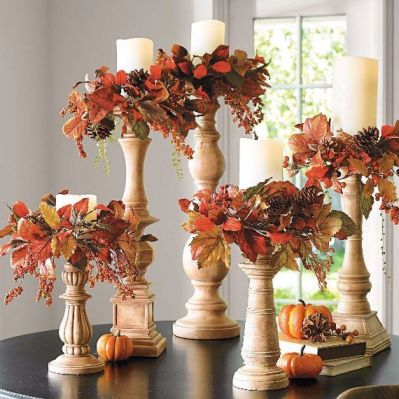 Cheap and easy fall decorating ideas 42