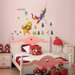 Creative diy wall decor suitable for bedroom ideas 02