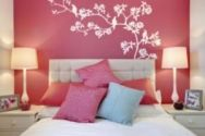 Creative diy wall decor suitable for bedroom ideas 13
