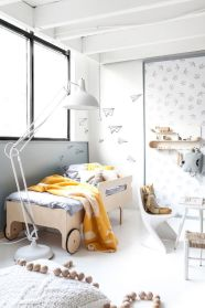 Creative diy wall decor suitable for bedroom ideas 14