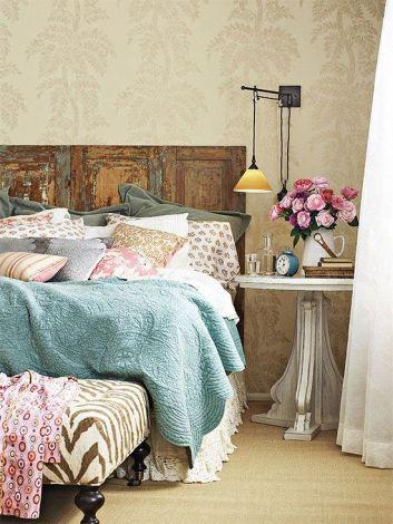 Creative diy wall decor suitable for bedroom ideas 27
