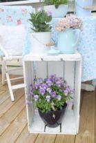 Fancy farmhouse fall porch decor and design ideas 37