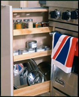 Fantastic kitchen organization ideas for small apartment 17