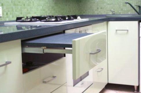 Fantastic kitchen organization ideas for small apartment 18