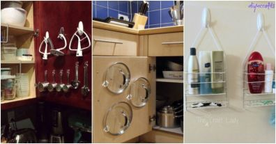 Fantastic kitchen organization ideas for small apartment 31