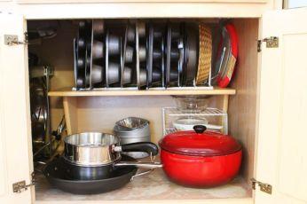 Fantastic kitchen organization ideas for small apartment 32