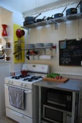 Fantastic kitchen organization ideas for small apartment 39