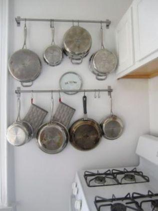 Fantastic kitchen organization ideas for small apartment 41