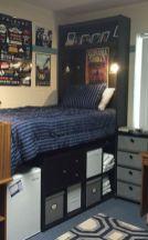 Latest diy organization ideas for bedroom teenage boys 23