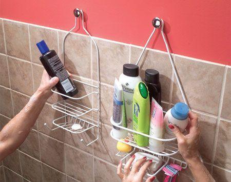 Lovely diy bathroom organisation shelves ideas 48