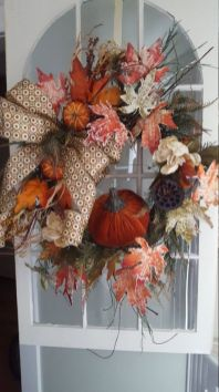 Luxurious crafty diy farmhouse fall decor ideas 06