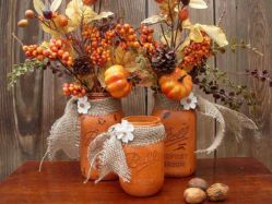 Luxurious crafty diy farmhouse fall decor ideas 24