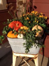 Luxurious crafty diy farmhouse fall decor ideas 30