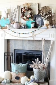 Luxurious crafty diy farmhouse fall decor ideas 32