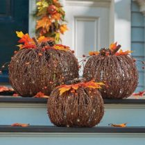 Luxurious crafty diy farmhouse fall decor ideas 37