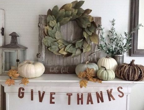 Luxurious crafty diy farmhouse fall decor ideas 45
