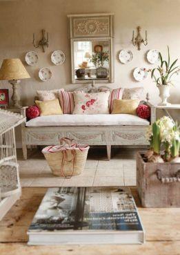 Magnificient farmhouse fall decor ideas on a budget 24