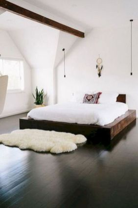Minimalist master bedrooms decor ideas 09