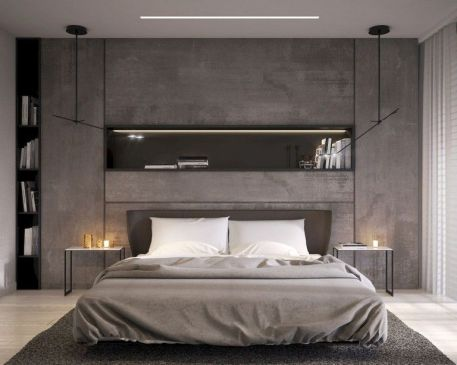 Minimalist master bedrooms decor ideas 23