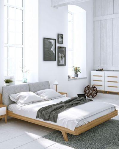Minimalist master bedrooms decor ideas 35